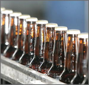 high volume bottle processing system