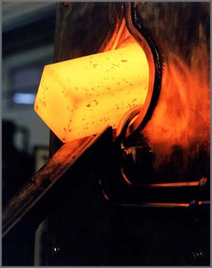 Metal Forging And Hot Forming With Induction Heating