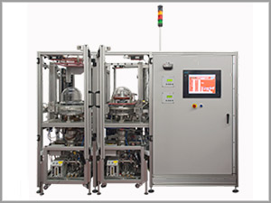 Dual Chamber Vac System