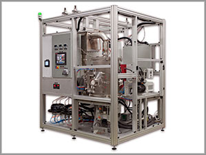 custom built vacuum furnace