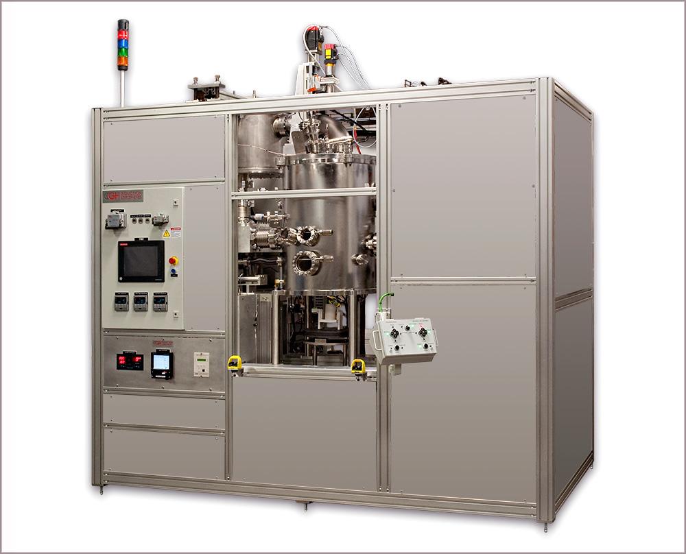 Induction Heating Large Chamber Vacuum Furnace Machine