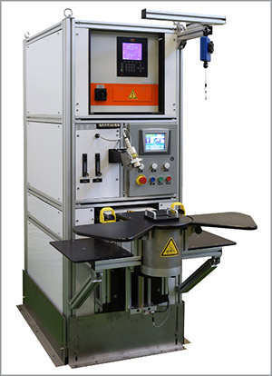 SWET System handles pre-heating for welding